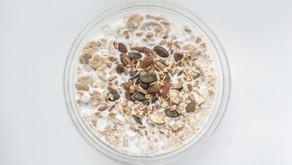 Single-Serve Metabolism-Boosting Oatmeal
