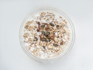 Vanilla Flavor Overnight Oats The Best Breakfast!