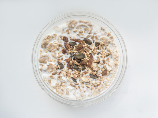 Breakfast - Low FODMAPs Muesli