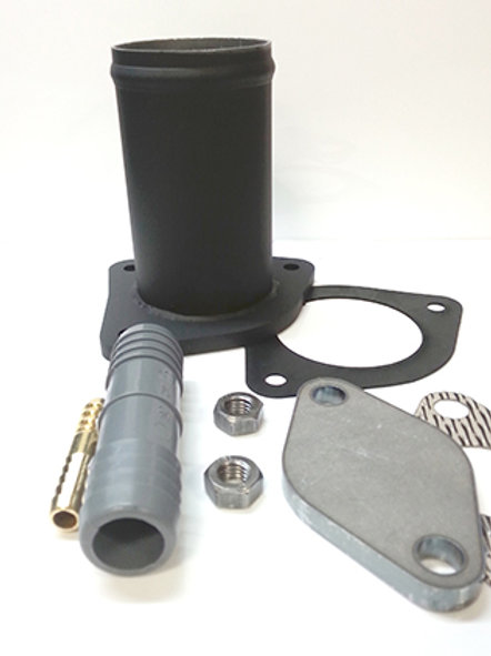 ALH Race Pipe with EGR Delete Kit