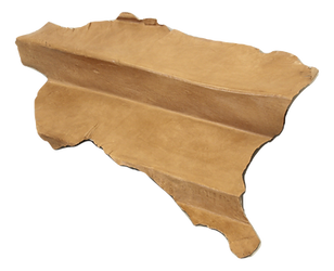 goat hide, leather mold