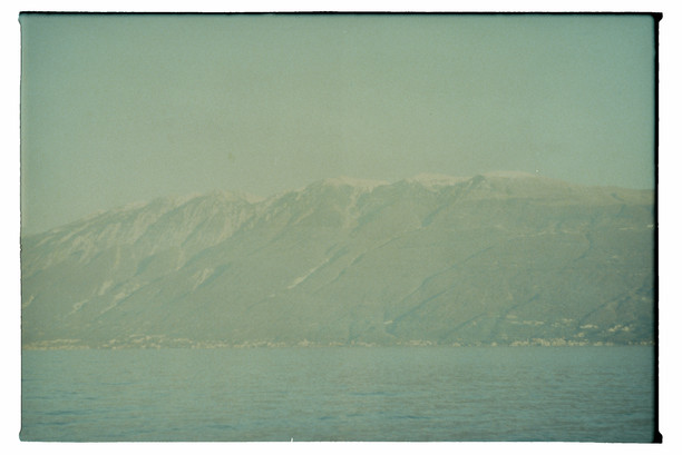 Monte Baldo or They Will Reward Us With A Godlike View