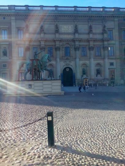 qr code at palace