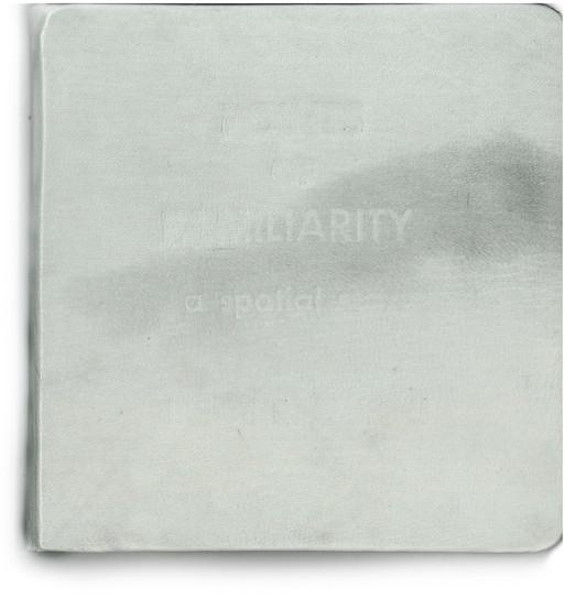 artist's book cover