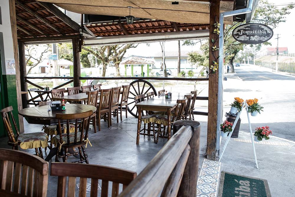 Restaurante Jequitibá - unidade Eugênio de Melo