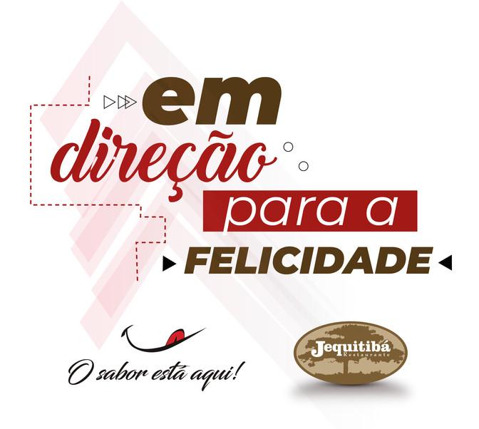 Em direção ao JEQUITIBÁ para a Felicidade!!