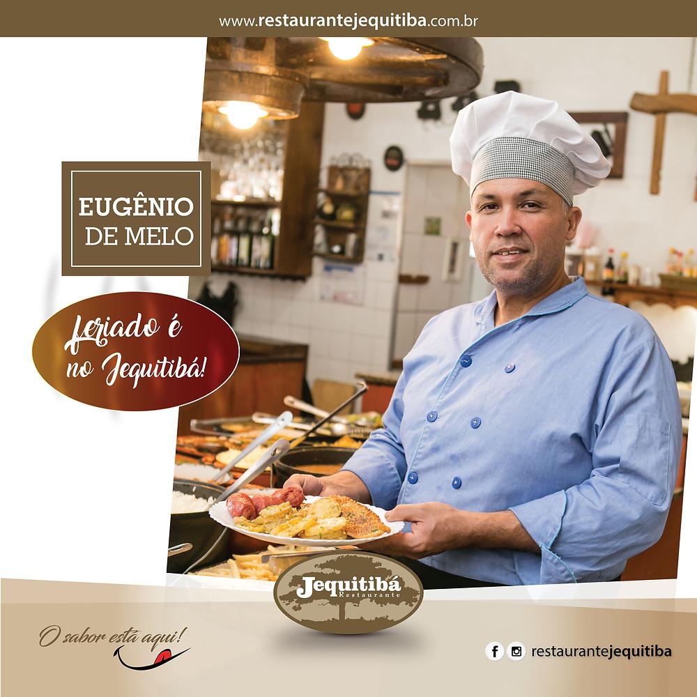 Aniversário de São José dos Campos: almoce no Jequitibá!