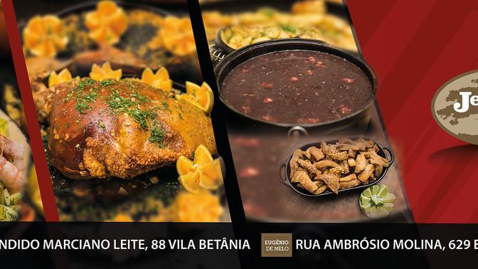 Venha conhecer o melhor da culinária regional com inspiração na gastronomia mineira.