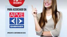 Associado da APVE tem desconto especial no Restaurante Jequitibá!