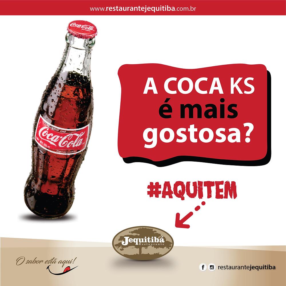 Aqui tem Coca KS