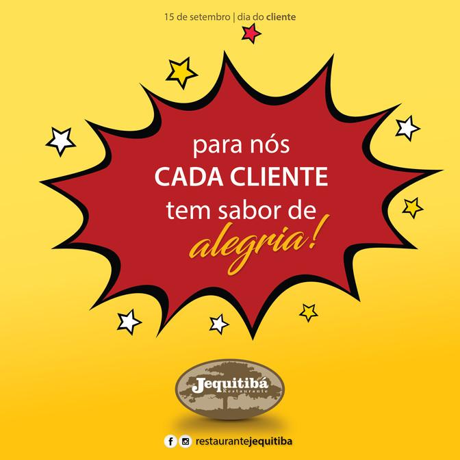 GRATIDÃO A CADA CLIENTE!