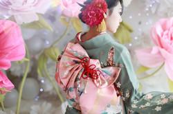 成人式撮影兵庫県姫路太子
