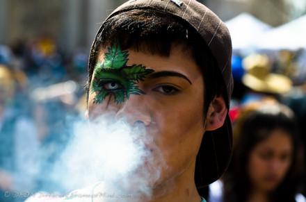 Denver - Pro Cannabis Rally - Photography by Matt Keller Lehman