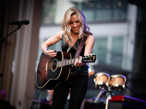 Sheryl Crow - Photography by Matt Keller Lehman
