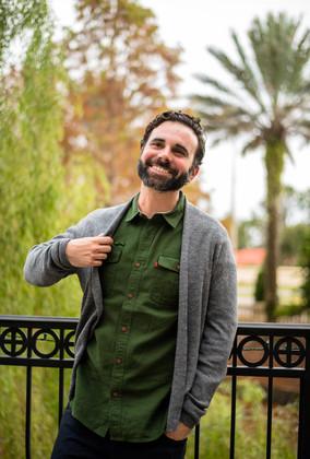 Josh Dimarcantonio Candid Portrait Photo - Photography by Matt Keller Lehman