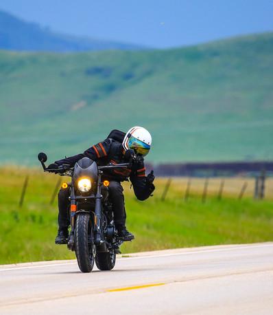 Harley Davidson - Sturgis Demo Ride - Photography by Matt Keller Lehman