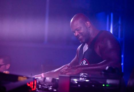 DJ Diesel - Shaq - Vanguard - Orlando, Florida - Photography by Matt Keller Lehman