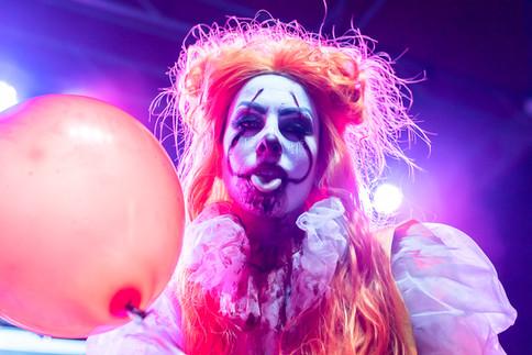 Thornton Park District Halloween Block Party - Photography by Matt Keller Lehman