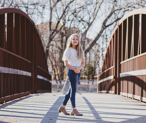 Portrait Photography - Allen, Texas - Photography by Matt Keller Lehman