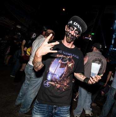 Sturgis, South Dakota - ICP Concert - Candid Street Photo - Photography by Matt Keller Lehman