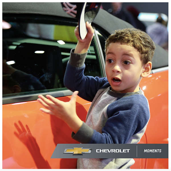 Chevrolet Candid Event Photo - Photography by Matt Keller Lehman