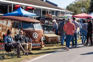 VW Event Photography - Henrys Depot, Sanford, FL - Photography by Matt Keller Lehman