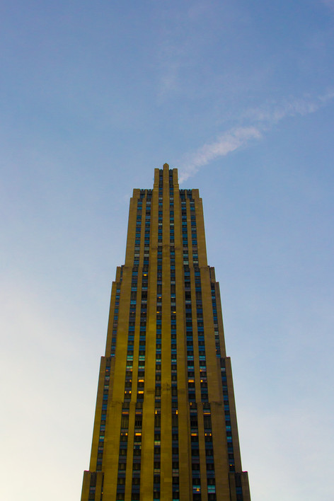 The Rock - New York City, New York Architecture Photo - Photography by Matt Keller Lehman