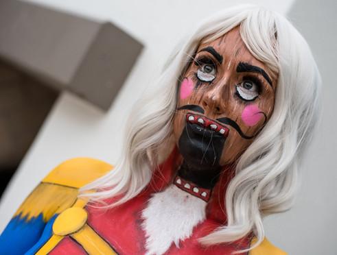 Cosplay Nutcracker Candid Event Portrait - Photography by Matt Keller Lehman