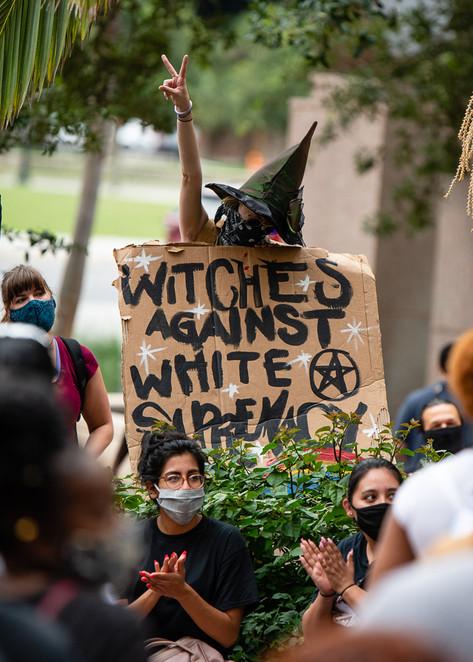 Orlando BLM Protests - Photography by Matt Keller Lehman