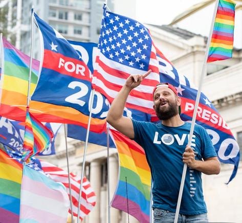 Biden Elect Celebration - Orlando, FL -