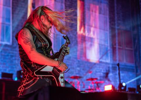 Judas Priest - Warlando - Photography by Matt Keller Lehman