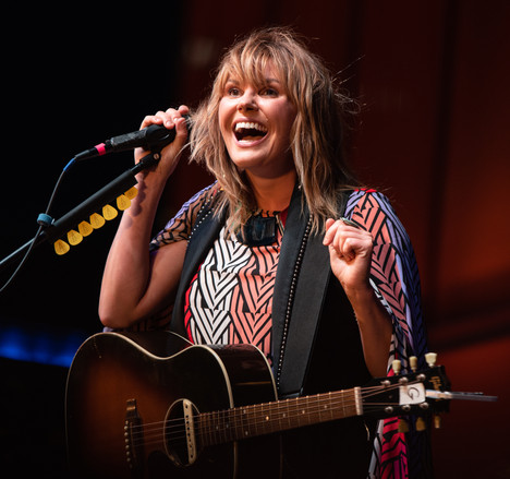 Grace Potter - Photography by Matt Keller Lehman