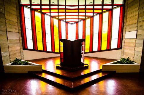 Frank Lloyd Wright Architecture Photo - Photography by Matt Keller Lehman