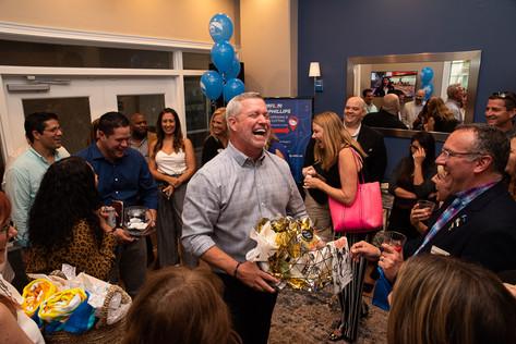 Real Estate Firm - Orlando - Ribbon Cutting Party - Photography by Matt Keller Lehman
