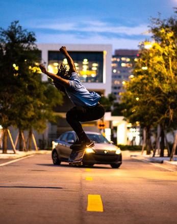 West Palm Beach, Florida - Candid Street Photo - Photography by Matt Keller Lehman