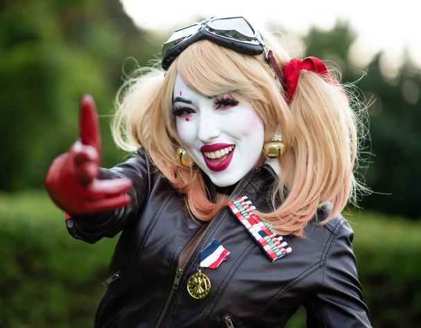 COSMODA - Bombshells Cosplay - Hilton Orlando - Photography by Matt Keller Lehman