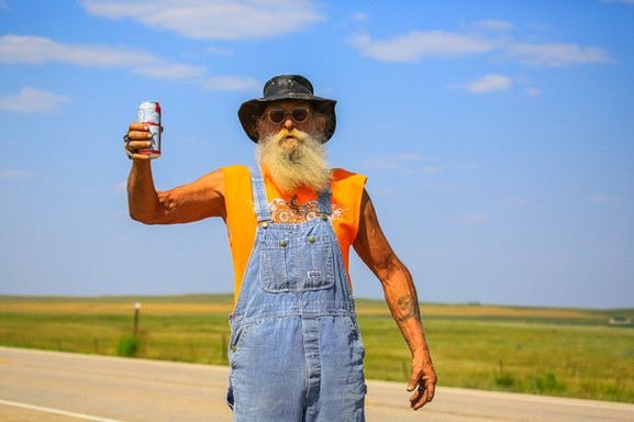 Sturgis, South Dakota - Candid Street Photo - Photography by Matt Keller Lehman