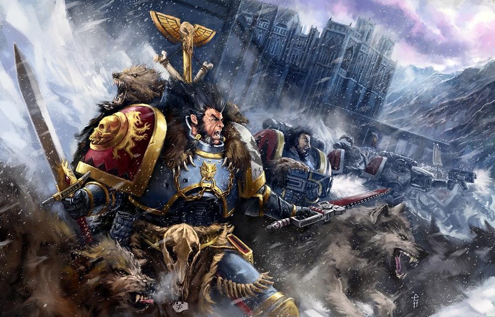 Warhammer. Space Hulk-3