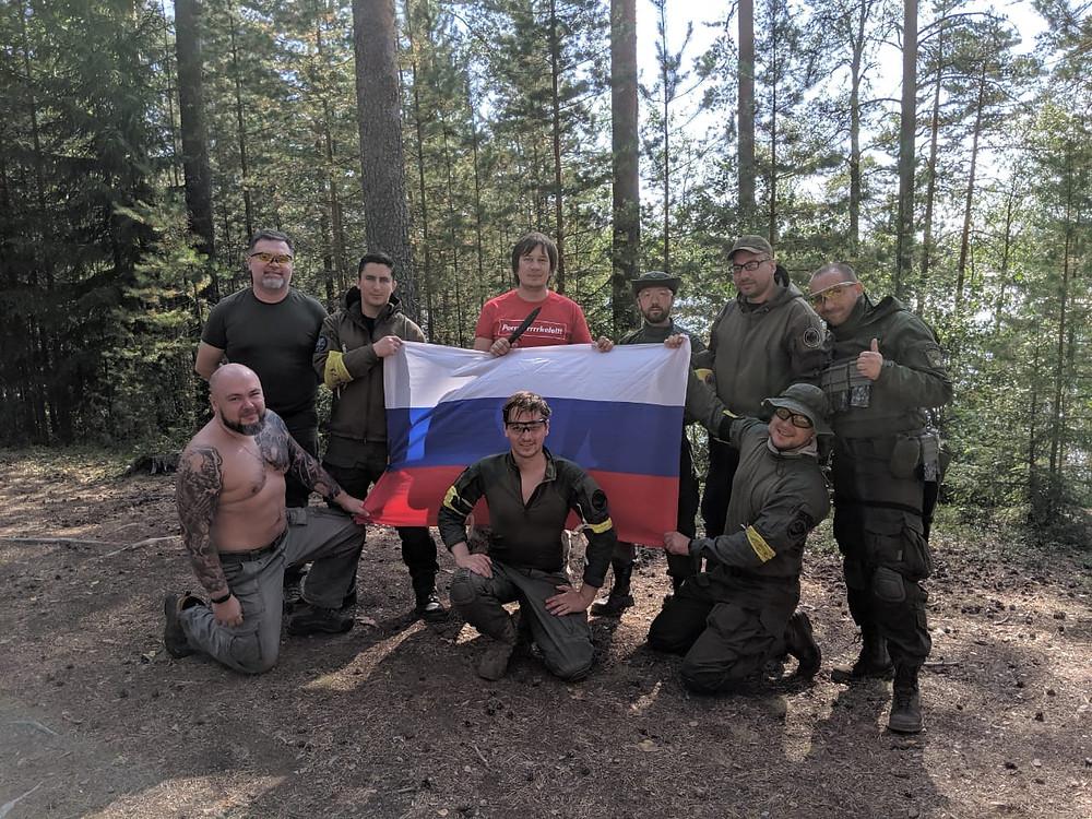 Команда МСК Бобры на TSTOS-2019