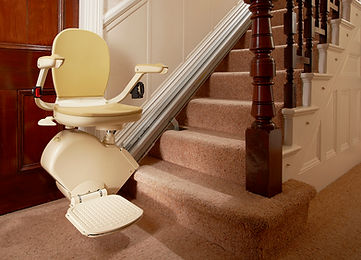 Brooks Reconditioned Stairlift