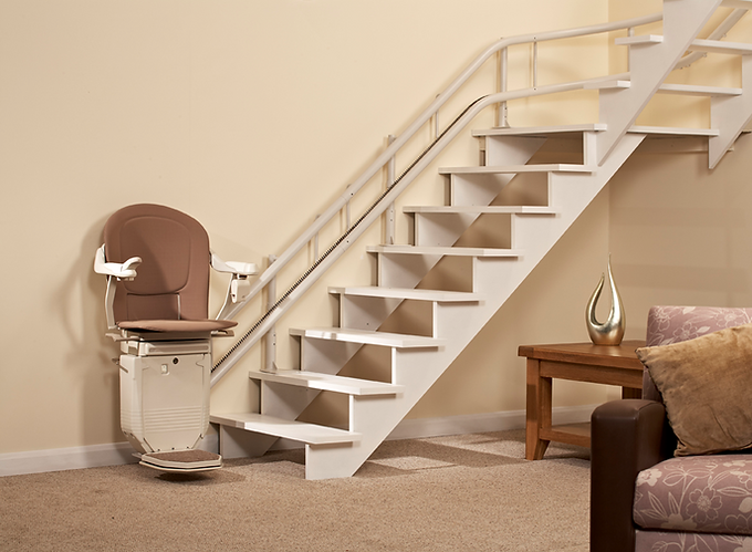 Curved Stairlift Cardiff