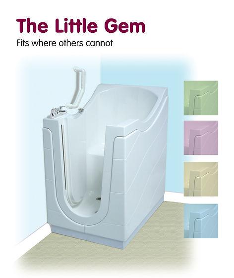 Little Gem Walk In Bath