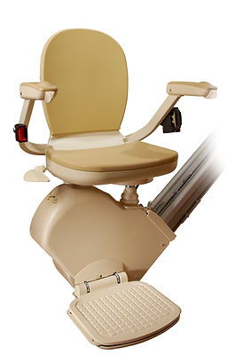 Outdoor Brooks Stairlift