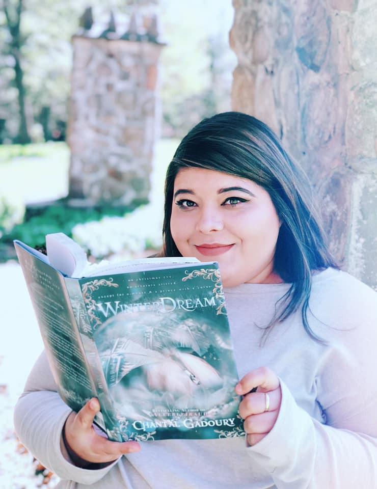 A headshot of Author Chantal Gadoury.