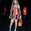 Thumbnail: Multi color dress