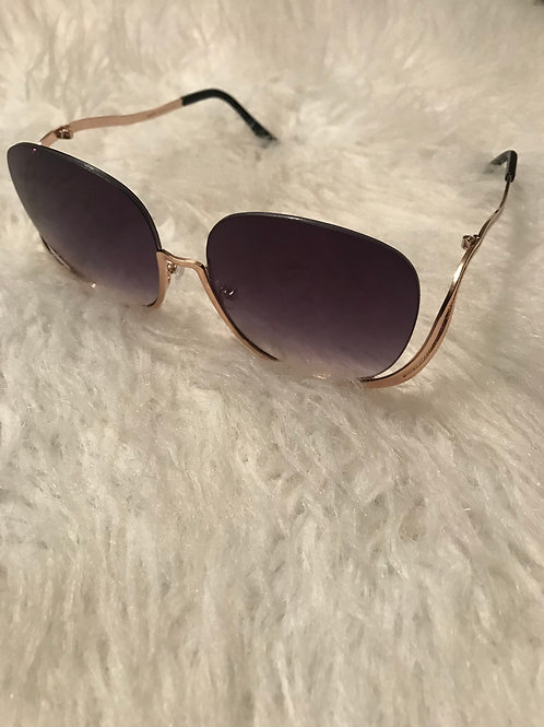Denise Mary rimless sunglasses