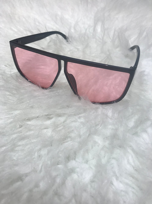Kates pink sunglasses