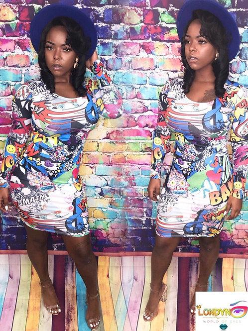 Bang bang dress