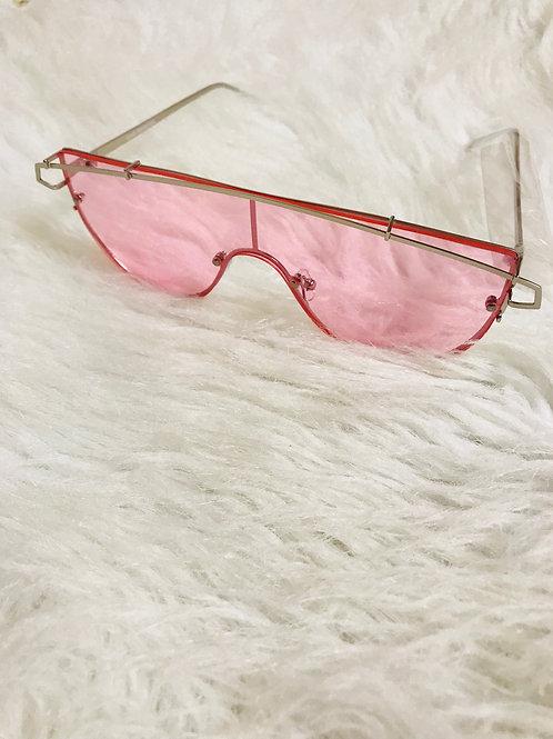 Pink Lazer sunglass