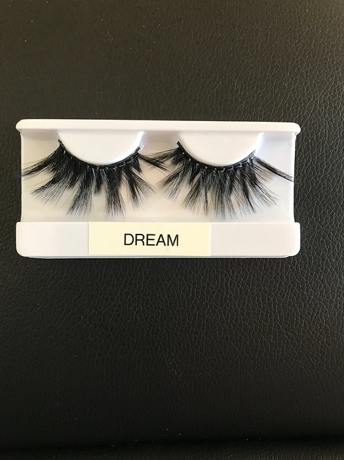 Dream 3D mink lashes